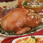 Turkish Turkey with Herb Stuffing Appetizer
