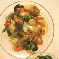 Chinese Mixed Vegetables recipe