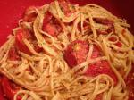 Italian Mediterranean Pasta With Fire Roasted Tomatoes 1 Dinner