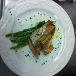 American Salmon from the Oven Appetizer