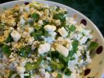 Mexican Mexican Blue Cheese Coleslaw Appetizer
