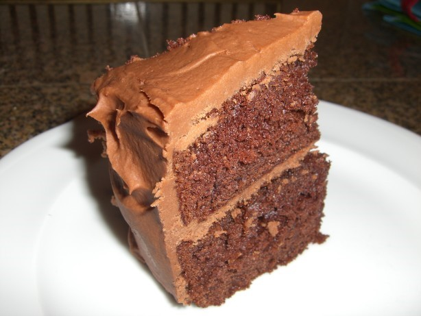 Canadian Old Fashioned Devils Food Cake cake Mix Doctor Dessert