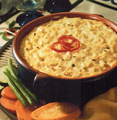 British Golden Artichoke Dip Other