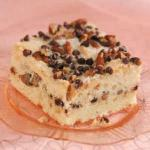 Australian Sweet Chocolate Coffee Cake Dessert
