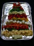 Healthy Food Christmas Tree for Any Time of Year recipe