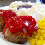 American Mini Meat Loaves 2 Dinner