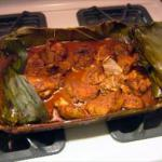 Mexican Puerco Pibil BBQ Grill