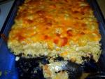 Italian Baked Macaroni Pie With Cottage Cheese Dinner