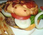 American Great Hamburgers Appetizer