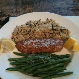 American Almond Crusted Talapia Other