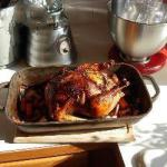 Canadian Roast Chicken to the Orange 1 Dinner