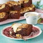 British Cheesecake Brownie  Gluten Free Dessert