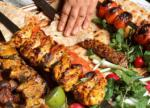 Iranian/Persian Chicken Kabab jujeh Kabab Recipe Appetizer