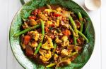 American Vegetable And Lentil Curry Recipe Dinner