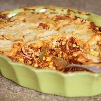 American Tamale Pie Dinner
