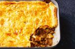 Swiss Beef Mushroom And Caramelised Onion Pie Recipe Appetizer