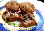 American Kittencals Muffin Shop Jumbo Blueberry or Strawberry Muffins Dessert