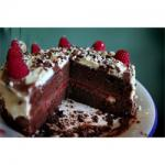 Fudge Cake Recipe recipe