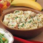 British Tortellini Carbonara 3 Appetizer