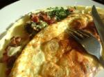 French Savory French Omelet Appetizer