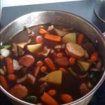 French Avs Fat Beef Stew Soup