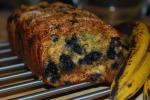 Greek Blueberry Banana Bread 12 Dessert