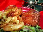 Canadian Pork Chops With Sage and Sweetened Apples Dinner