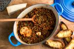 Canadian Lentil and Tomato Stew Recipe Appetizer