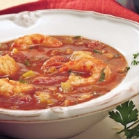 Canadian Seafood Stew Dinner