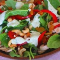 French Bleu Cheese Salad Dressing Other
