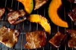 Australian Grilled Pork Belly With Soymirin Glaze Recipe BBQ Grill
