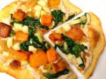 American Roasted Apple Butternut Squash and Caramelized Onion Pizza Recipe Appetizer