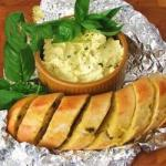 French Basil Butter Recipe Appetizer