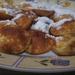 Dutch Poffertjes mini Dutch Pancakes Breakfast