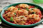 American Spaghetti Love Nests Recipe Appetizer