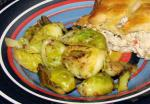 British Maple and Dijon Glazed Brussels Sprouts Other