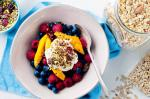 British Breakfast Power Pack Recipe Dessert