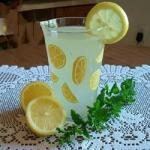Lebanese Lemonade Recipe Appetizer