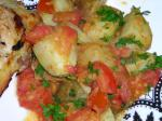 Greek Bombay Potatoes 7 Appetizer