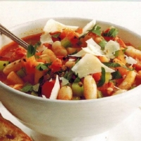 American Summer Minestrone Soup