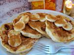 British Barefoot Contessas Banana Sour Cream Pancakes Breakfast