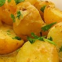 Indian Potato Curry 2 Appetizer