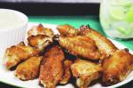 British Chicken Wings With Blue Cheese Sauce Recipe Dinner