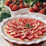 Australian White Chocolate Berry Pie Dessert