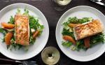 American Easy Halibut Dinner for Two Recipe Appetizer