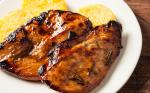 American Grilled Chicken Breasts with Balsamic Rosemary Marinade Recipe Appetizer