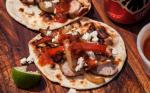 American Grilled Pork Tenderloin Fajitas Recipe Appetizer