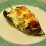 Mexican Extraordinary Stuffed Peppers Appetizer