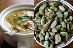 Spanish Fava Bean Soup with Mint Recipe Appetizer