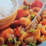 Australian Sweet and Spicy Cashew Chicken Alcohol